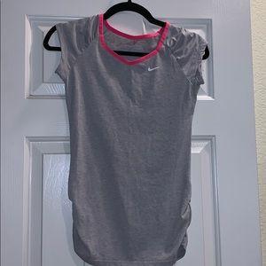 Nike Short Sleeve Athletic Top